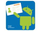 Icon: Import vCard Attachment