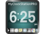 Icon: Alarm Clock - My Clock Station