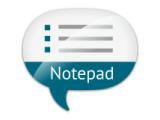 Icon: Notizblock Spracheingabe Pro
