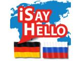 Icon: iSayHello Deutsch - Russisch