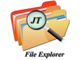 Icon: JT File Explorer Manager Full