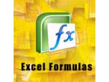 Icon: Excel Formulas