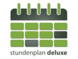 Icon: Stundenplan Deluxe Plus