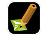 Icon: 2gaibu Notes (BLACK)