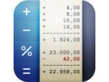 Icon: CalcTape Taschenrechner
