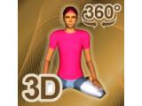 Icon: Yoga Fitness 3D