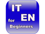 Icon: Vocabulary Trainer (IT/EN) Beg