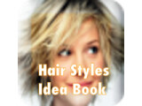 Icon: Frisuren Ideenbuch