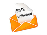 Icon: Sms Unlimited