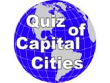 Icon: Quiz: Länder und Hauptstädte