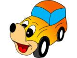Icon: Shape-Puzzle - Vehicle