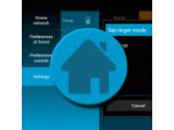 Icon: Home Settings