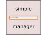 Icon: Simple Password Manager
