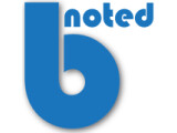 Icon: b-noted Notes App