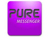 Icon: Pure Messenger Widget