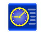 Icon: gbaHours Zeiterfassung