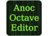 Icon: Anoc Octave (Matlab) Editor