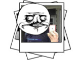 Icon: Rage Face Photo
