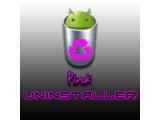 Icon: Uninstaller Pink