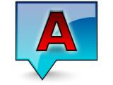 Icon: AmazingText Fonts Pack 1