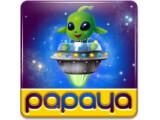 Icon: Papaya Planet Bubble