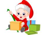 Icon: Puzzle Formen - Christmas