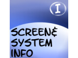Icon: Screen and System Info