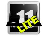 Icon: ani Flip Clock Widget Lite