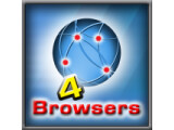 Icon: 4Browsers