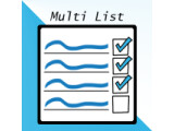 Icon: Multi List To Do | Task List