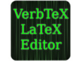 Icon: VerbTeX LaTeX Editor