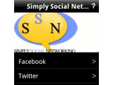 Icon: Simply Social Networking
