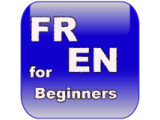 Icon: Vocabulary Trainer (FR/EN) Beg