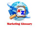 Icon: Marketing Glossary