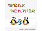 Icon: Speak Weather
