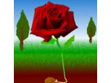 Icon: Blume Geschenk