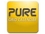 Icon: Pure Grid calender widget