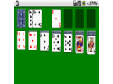 Icon: solitaire card game
