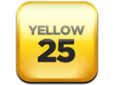 Icon: Yellow25 (Touch Numbers Game)