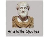 Icon: Aristotle Quotes