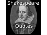 Icon: Shakespeare Quotes