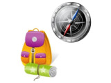 Icon: Travel Compass