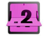 Icon: aniFlipClock PINK Theme