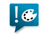Icon: Notify - Blue Steel Theme