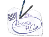 Icon: Draw and ride - TRIAL