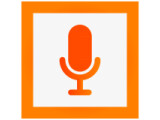 Icon: audio Snippets Voice Recorder