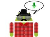 Icon: SMS+Car online Spracherkennung