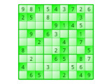 Icon: Calasdo Numbers Green
