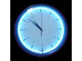 Icon: Glowing Clock