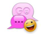 Icon: PINK POP GO SMS Theme